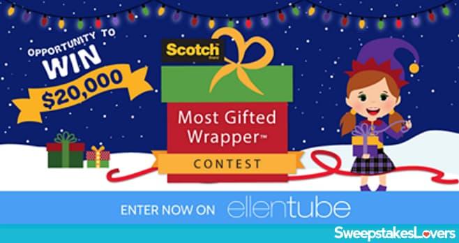 Ellen DeGeneres Most Gifted Wrapper Contest 2019