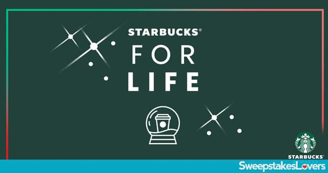 Starbucks For Life 2019 Game Holiday Edition (StarbucksForLife.com)