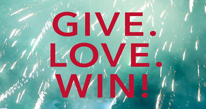 American Eagle Give Love Win Sweepstakes