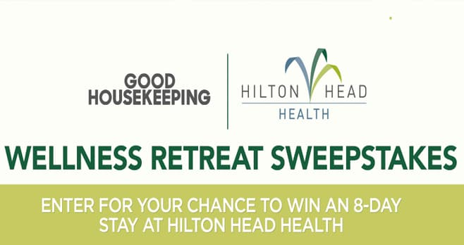Good Housekeeping Hilton Head Health Sweepstakes