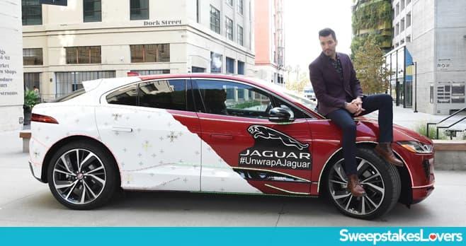 Unwrap a Jaguar Sweepstakes 2019