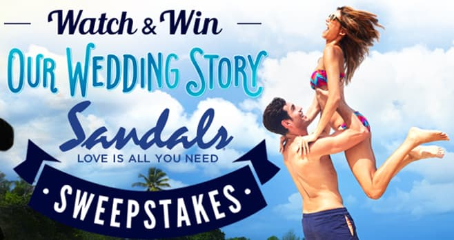 UPTV Our Wedding Story Watch & Win Sweepstakes