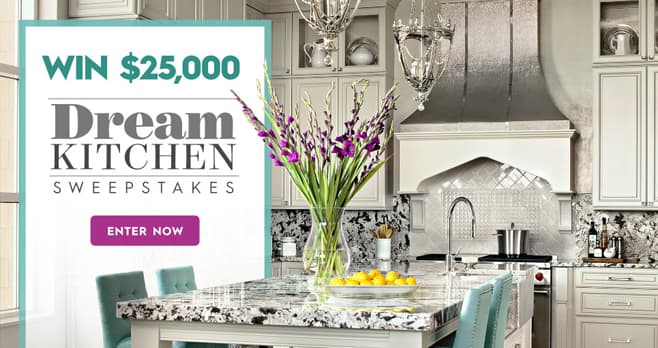 Better Homes And Gardens $25,000 Spring Sweepstakes