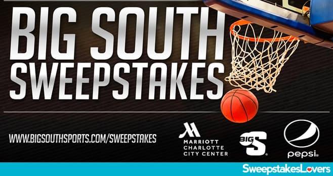 Big South Basketball Sweepstakes 2020