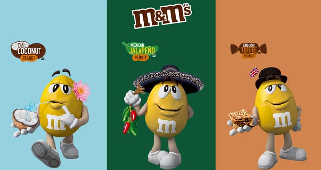 M&M's Flavor Vote Sweepstakes