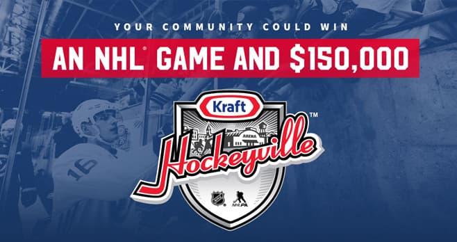 Kraft Hockeyville USA 2019