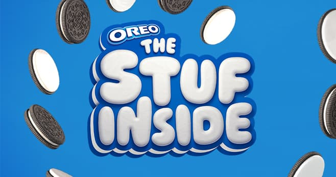 OREO The Stuf Inside Sweepstakes