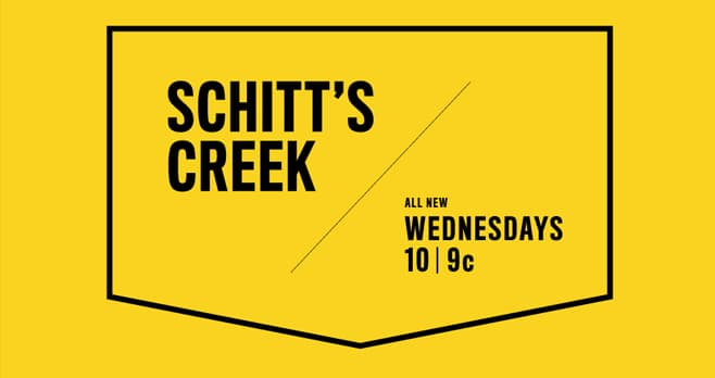 Pop TV Schitt's Creek: Up Close and Personal Sweepstakes