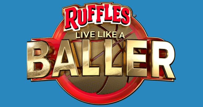 Ruffles Live Like A Baller Sweepstakes