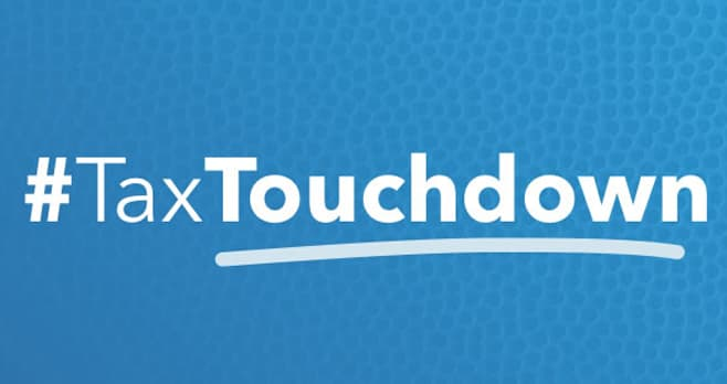 TurboTax #TaxTouchdown Sweepstakes