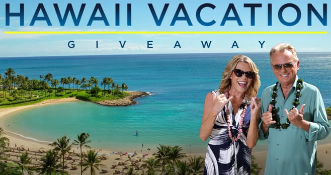Wheel of Fortune Disney Hawaii Vacation Giveaway