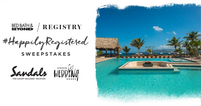 Bed Bath & Beyond Happily Registered Sweepstakes (HappilyRegisteredSweepstakes.com)