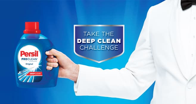 Deep Clean Challenge Sweepstakes
