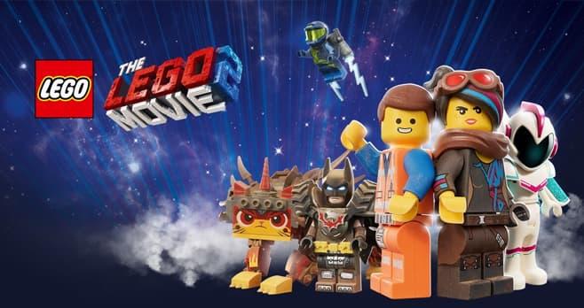 LEGO MOVIE 2 Mission: Imagination Photo Contest