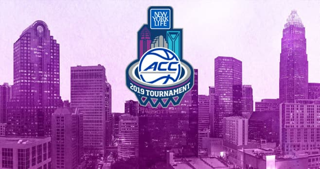 ACC MBB Tourney VIP Experience Sweepstakes