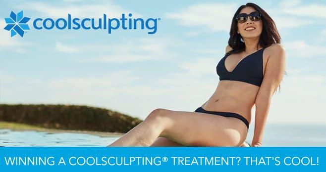 CoolSculpting Bikini Denial Sweepstakes