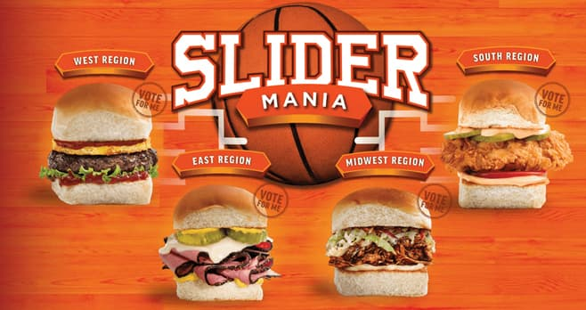 Kings Hawaiian Slider Mania Bracket Challenge (SliderMania.com)