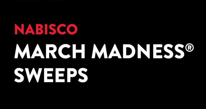 NABISCO March Madness Sweepstakes 2020