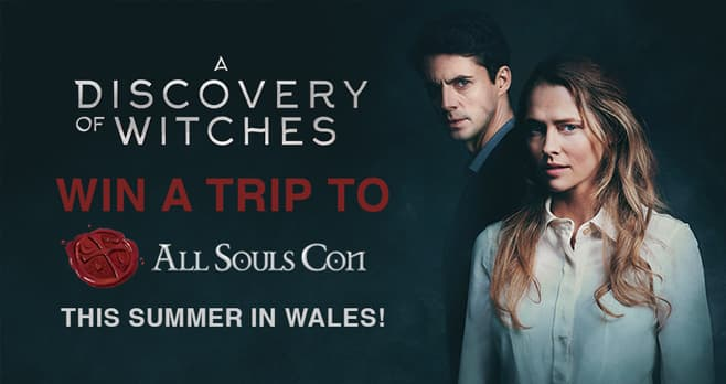 AMC A Discovery of Witches Sweepstakes