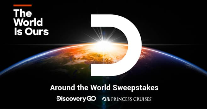 Discovery Around the World Sweepstakes