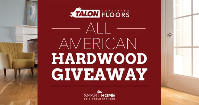 DIY Network All-American Hardwood Giveaway