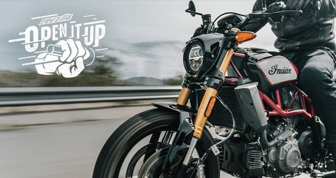 Revzilla Open It Up Motorcycle Sweepstakes