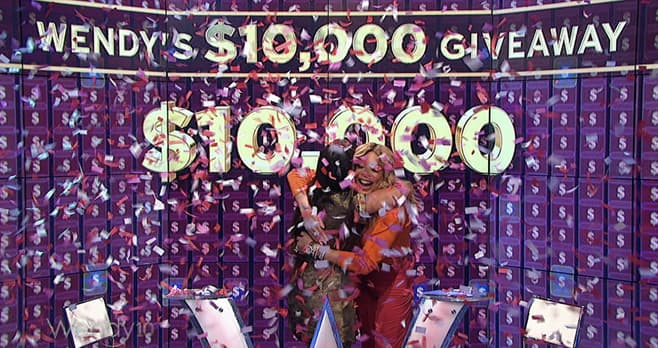 Wendy William Show 10K Fri-yay Giveaway