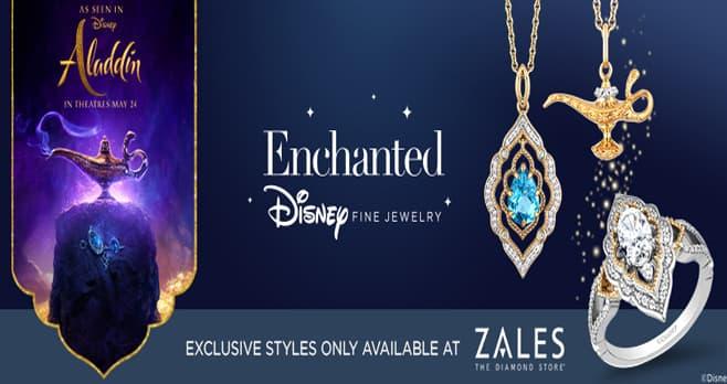 Zales and Disney Aladdin Contest