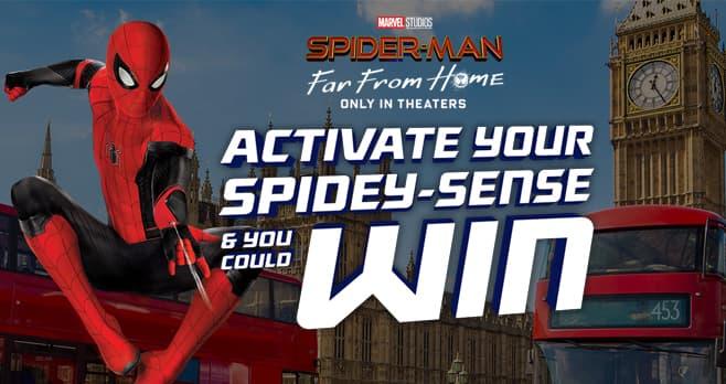 Doritos Spiderman Instant Win Game (DoritosSpiderman.com)