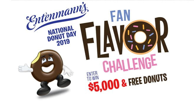 Entenmann's Fan Flavor Challenge Sweepstakes