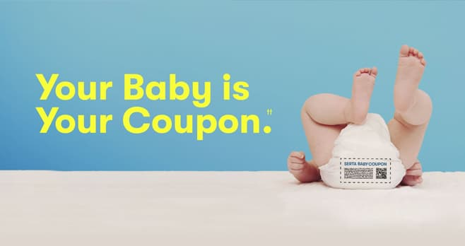 Serta Your Baby Is Your Coupon Mother's Day Giveaway