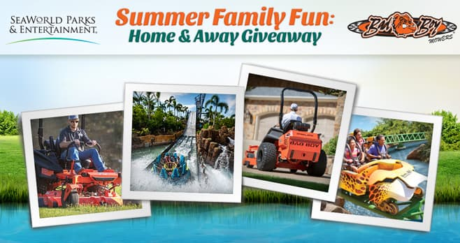 Summer Family Fun Home & Away Giveaway