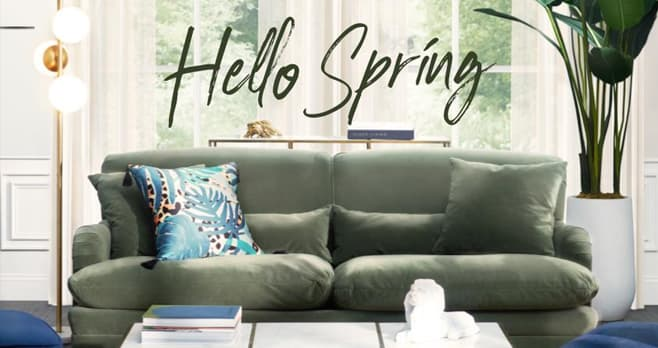 Value City Furniture Hello Spring Sweepstakes
