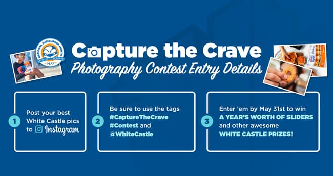 White Castle Capture the Crave Contest