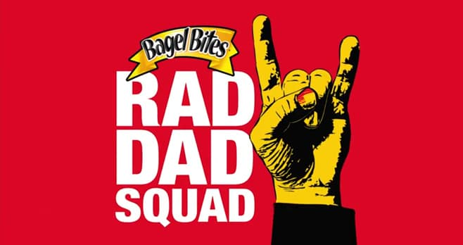 Bagel Bites Rad Dad Squad Sweepstakes (RadDadSquad.com)