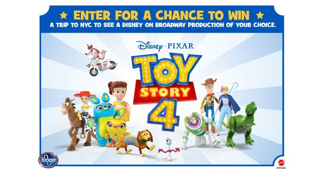 Mattel Trip To NYC Sweepstakes