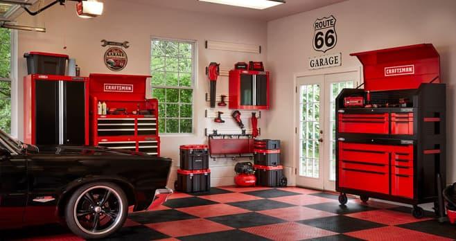 CRAFTSMAN VERSASYSTEM Dream Garage Giveaway
