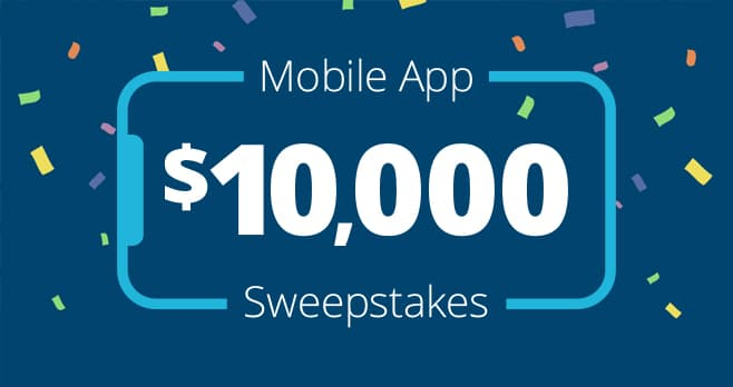 about com sweepstakes one entry credit one bank sweepstakes 7022
