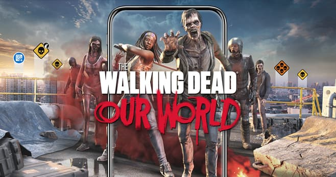 The Walking Dead Our World Sweepstakes