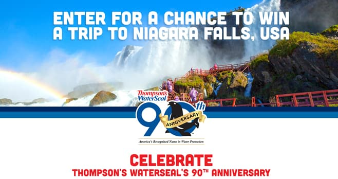 Thompson's 90th Anniversary Contest