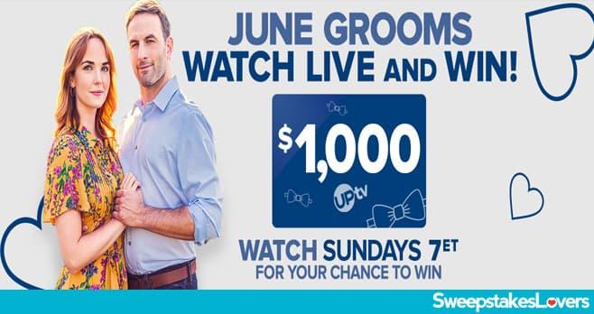 UPTV June Grooms Sweepstakes 2021