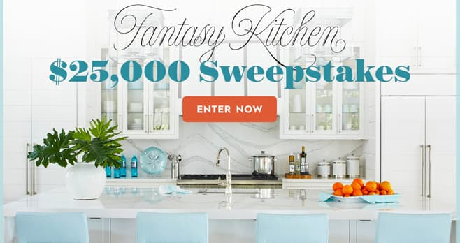 Better Homes And Gardens $25,000 Sweepstakes (BHG.com/25kSweeps)
