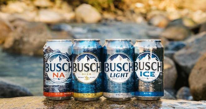 Busch Beer & Big Buck Hunter Arcade Unit Sweepstakes