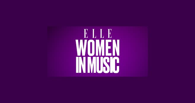 ELLE and L'Oreal Paris Women in Music Sweepstakes