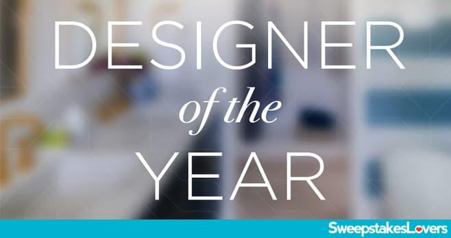 HGTV Designer of the Year Awards Giveaway 2020