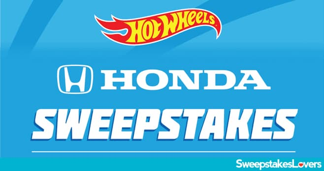 Hot Wheels Kroger Honda Civic Sweepstakes 2020