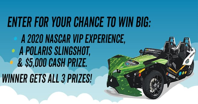 NASCAR Win Big Sweepstakes