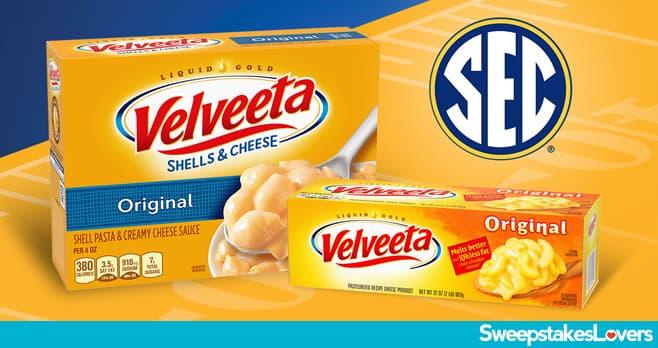Score with Velveeta Sweepstakes 2020