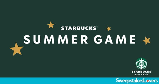 Starbucks Summer Game 2020