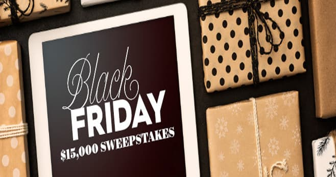 Better Homes And Gardens Black Friday Sweepstakes